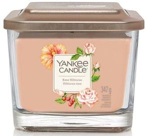 Свеча Yankee Candle Elevation Collection Rose Hibiscus, 38 час