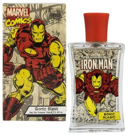 Marvel Invincible Iron Man Sonic Blast 75ml EDT