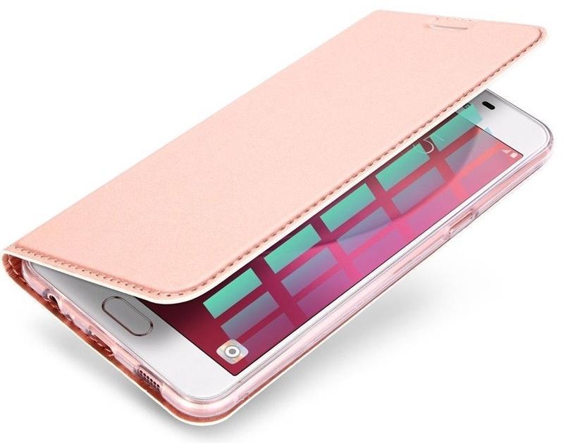 Dux Ducis Premium Magnet Case For OnePlus 5T Rose Gold