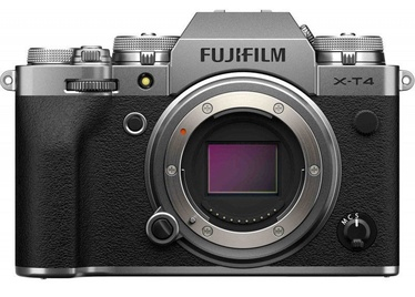 Fujifilm X-T4 Mirrorless Camera Body Silver