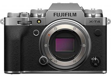 Süsteemne fotoaparaat Fujifilm X-T4 Mirrorless Camera Body Silver