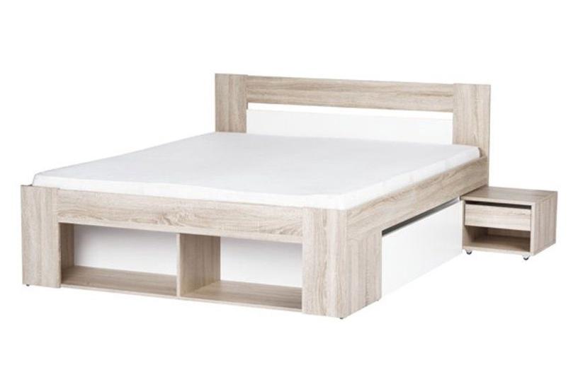 Guļamistabas mēbeļu komplekts Szynaka Meble Milo