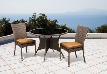 Dārza galds Domoletti Koney, 105 x 105 x 74 cm