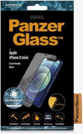 PanzerGlass Rounded Edges Glass For Apple iPhone 12 Mini Black