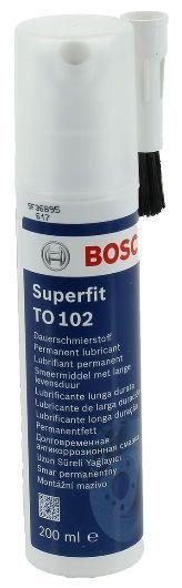 Bosch TO 102 Superfit Brake Lubricant 200ml