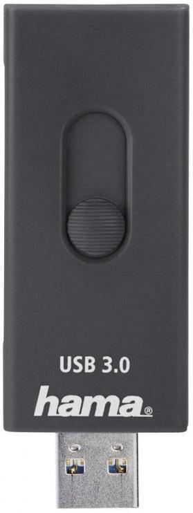 Hama 124145 USB 3.1 Grey