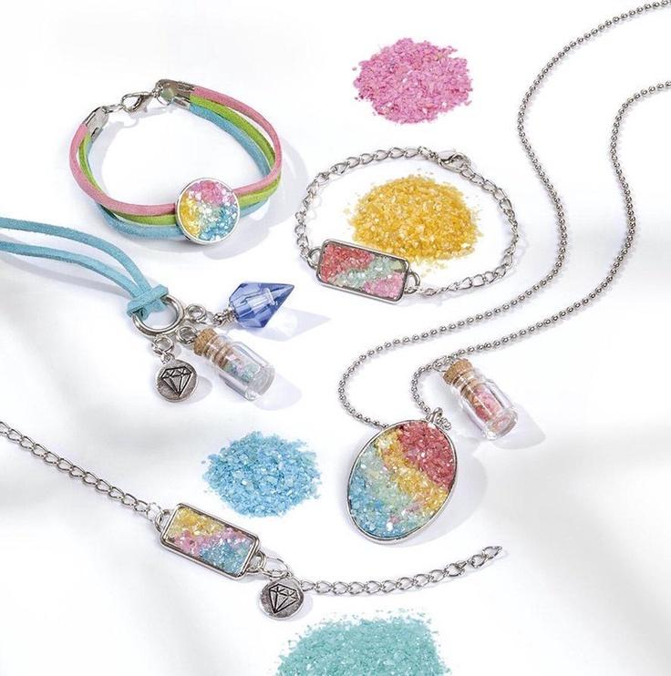 Totum Bling Bling Sparkling Jewellery Set