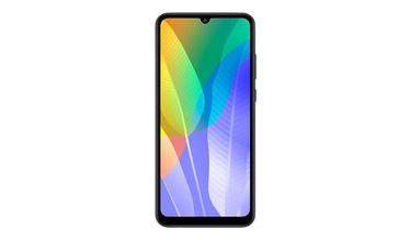 Telefonas išmanus Huawei Y6p juoda