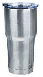 Lock & Lock Thermo Mug Swing Tumbler 700ml Silver