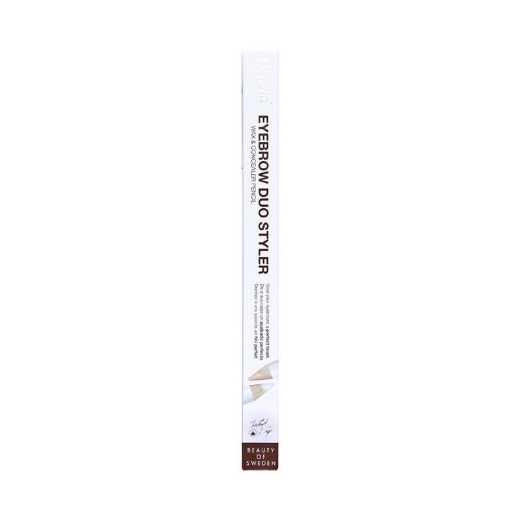 Depend Eyebrow Duo Styler Wax & Concealer Pencil 2.4g