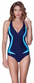 Maudymosi kostiumėlis Aqua Speed Greta Navy Blue 38
