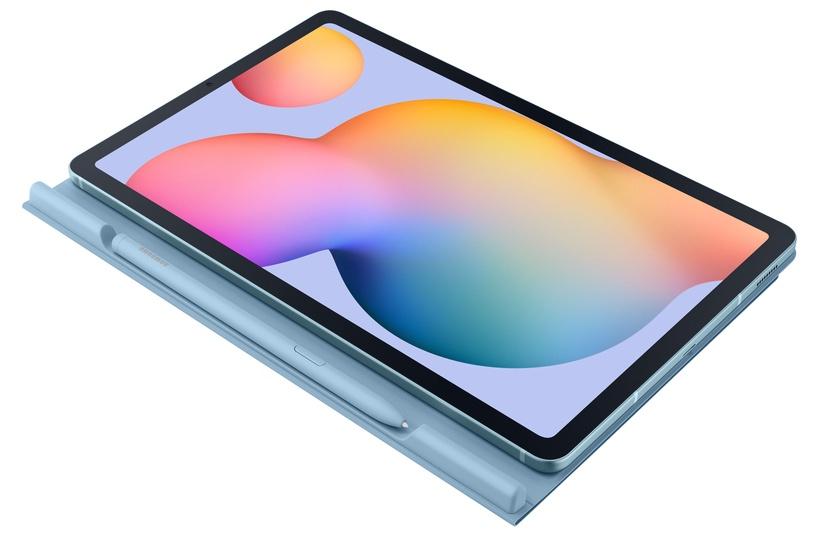Samsung Galaxy Tab S6 Lite Book Cover Angora Blue