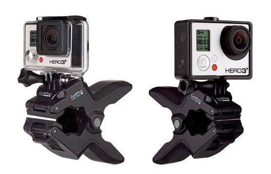 GoPro Jaws Clamp Mount ACMPM-001