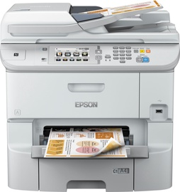 Multifunktsionaalne printer Epson WorkForce Pro WF-6590DWF, tindiga, värviline