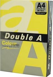 Kopeerimispaber Double A A4 500 Sheets kollane