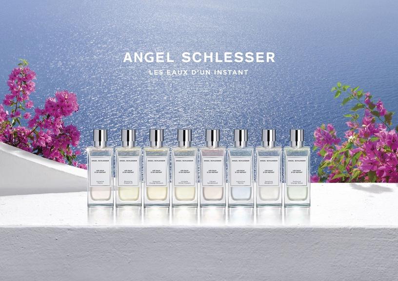 Tualettvesi Angel Schlesser Les Eaux D'Un Instant Tempting Bergamot 150ml EDT