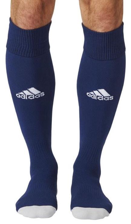 Носки Adidas, синий/белый, 43