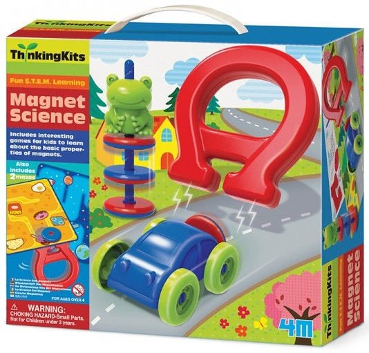 4M Thinking Kits Magnet Science 4713
