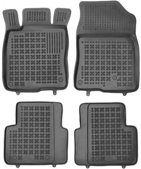c7d117804fe REZAW-PLAST Honda Civic X Sedan 2015 Rubber Floor Mats