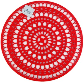 4Living Table Mat 38cm Red