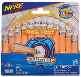 Rotaļlietu lodes Hasbro Nerf N-Strike Elite AccuStrike Series 24-Pack Refill C0163