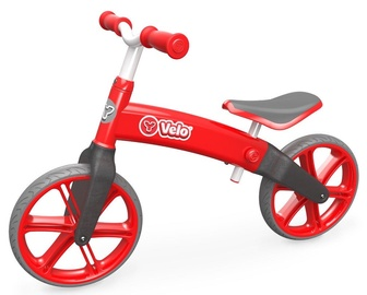 Yvolution YVelo Senior Balance Bike Red 101051