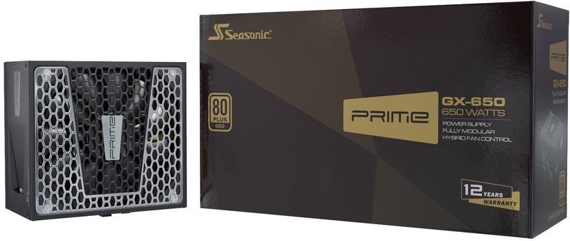 Seasonic Prime GX Series PSU 650W