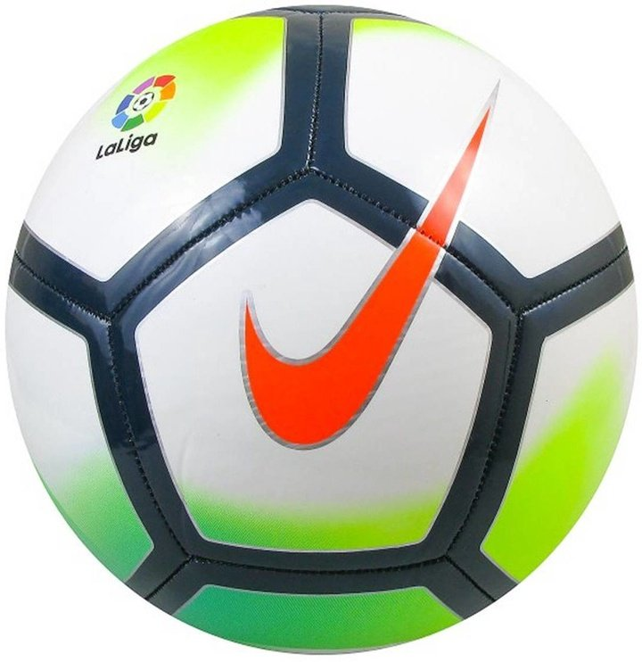 Nike La Liga Pitch Ball SC3138 100 Size 5