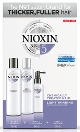 Nioxin System 5 Shampoo 150ml + 150ml Conditioner + 50ml Treatment