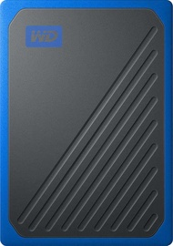 Western Digital My Passport Go 500GB External SSD Black/Blue
