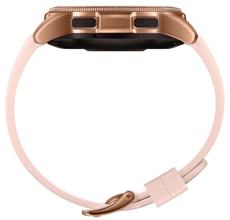 Išmanus laikrodis Samsung Galaxy 42mm LTE Rose Gold