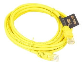 Accura Cable UTP Cat 5e RJ45 / RJ45 Yellow 3m