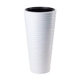 Plastikinis vazonas Sahara Slim, Ø30 cm
