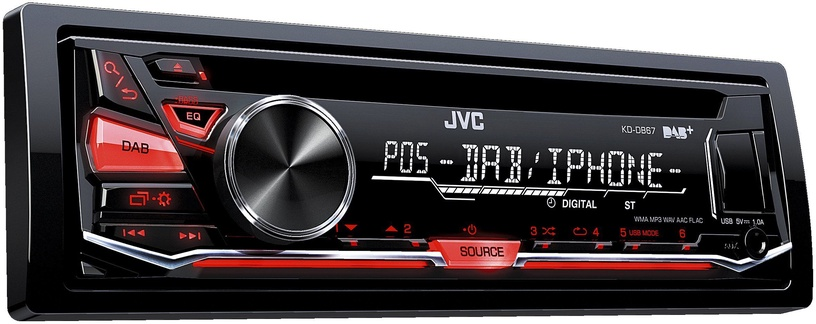 JVC KD-DB67E