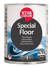 Grindų dažai Vivacolor Special Floor A, balti, 0.9 l