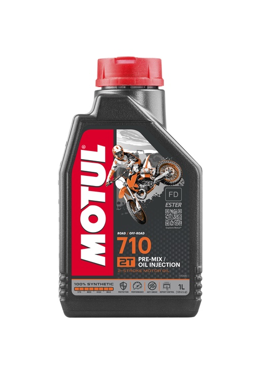 ÕLI MOTUL 710 2T 1L