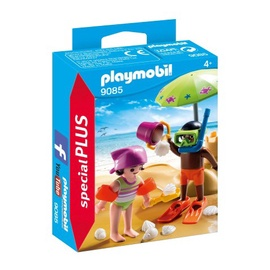 Playmobil Special Plus Children At The Beach 9085