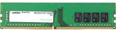 Оперативная память (RAM) Mushkin Essentials MES4U213FF16G28 DDR4 16 GB CL15 2133 MHz