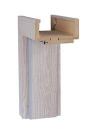Reguliuojama stakta 140-180 vertikali, pilko ąžuolo, dešininė