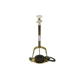 Ūdens nolaišanas mehānisms WC Logis, metālisks