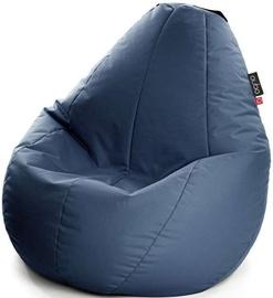 Кресло-мешок Qubo Comfort 90, синий, 200 л