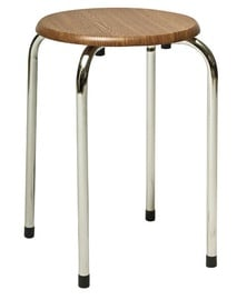 Signal Meble Stool Beech 5901477213991