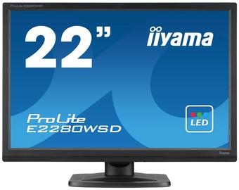 Monitorius Iiyama ProLite E2280WSD-B1