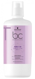 Schwarzkopf BC Keratin Smooth Perfect Micellar Mask 750ml