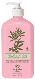 Australian Gold Hemp Nation Hydrating Body Lotion 535ml Wattermelon Lemonade