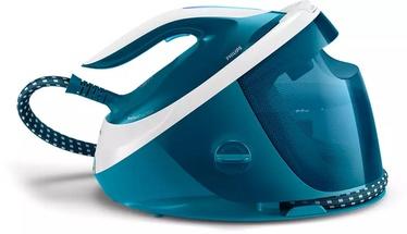 Гладильная система Philips PerfectCare PSG7024/20, синий/белый