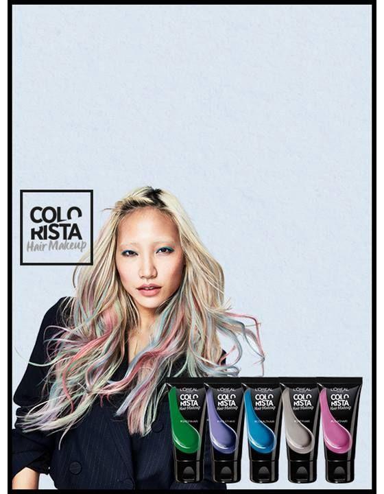 20b62f7e321 L´Oreal Paris Colorista Hair Makeup Grey - Krauta.ee