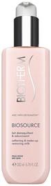Kosmētikas noņemšanas līdzeklis Biotherm Biosource Softening & Make-Up Removing Milk, 200 ml