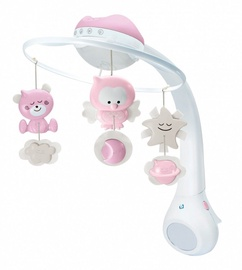 Bkids 3in1 Projector Musical Mobile Pink