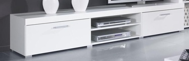 Cama Meble Samba TV Stand White/White Gloss